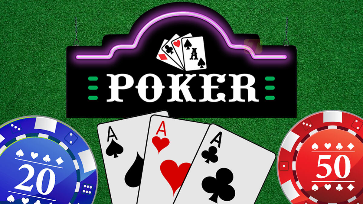 Poker 1 - The Many Benefits You Get From An Online Casino