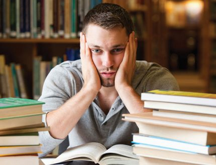 stressed male student 430x330 - Homepage